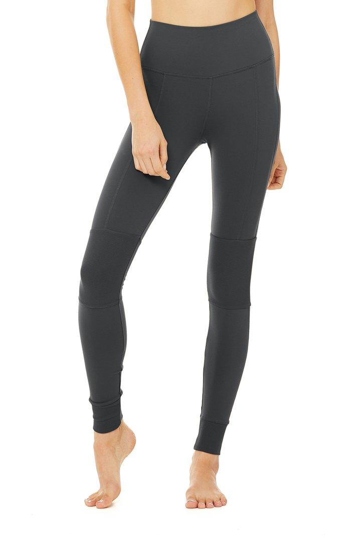 High-Waist Avenue Legging by Alo Yoga, available on aloyoga.com for $118 Rita Ora Pants SIMILAR PRODUCT