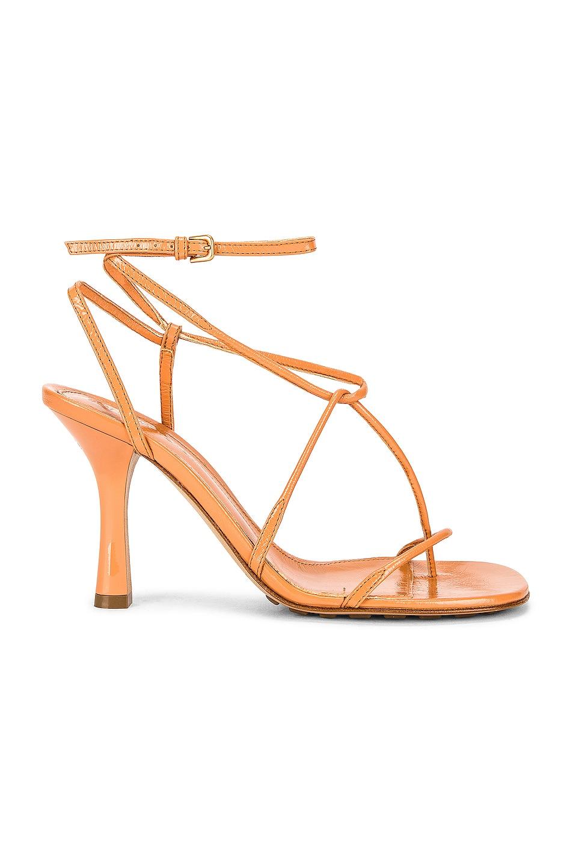 The Line Sandles by Bottega Veneta, available on fwrd.com Rosie Huntington Whiteley Shoes Exact Product