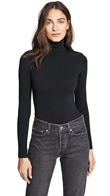 Colorado String Bodysuit by Wolford, available on shopbop.com for $250 Selena Gomez Top Exact Product
