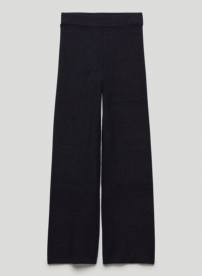 Hush Knit Pant by Wilfred Free, available on aritzia.com for $110 Selena Gomez Pants Exact Product