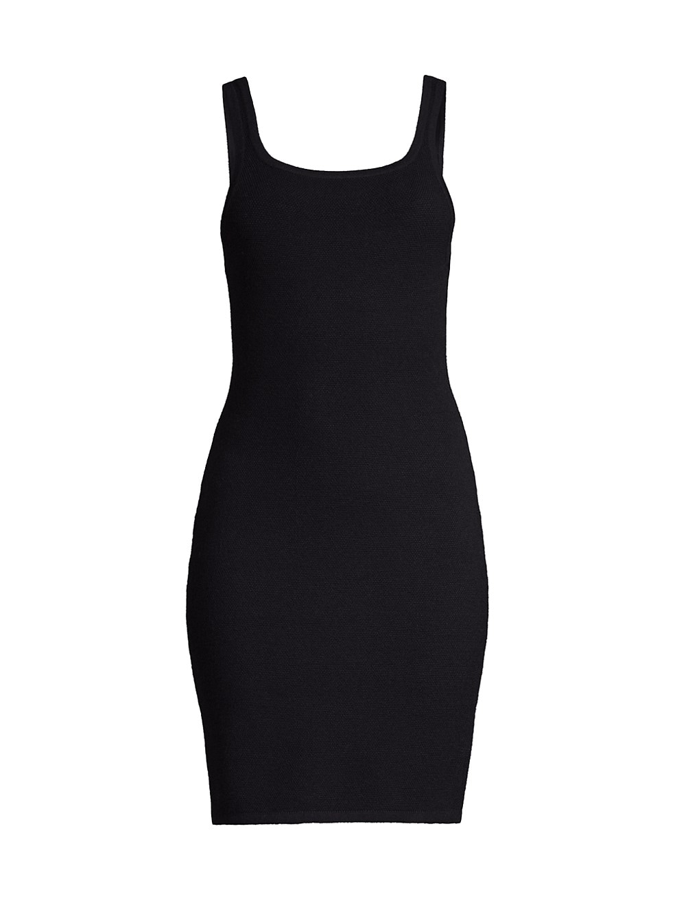 Ribbed Tank Dress by Victor Glemaud, available on saksfifthavenue.com for $395 Selena Gomez Dress Exact Product