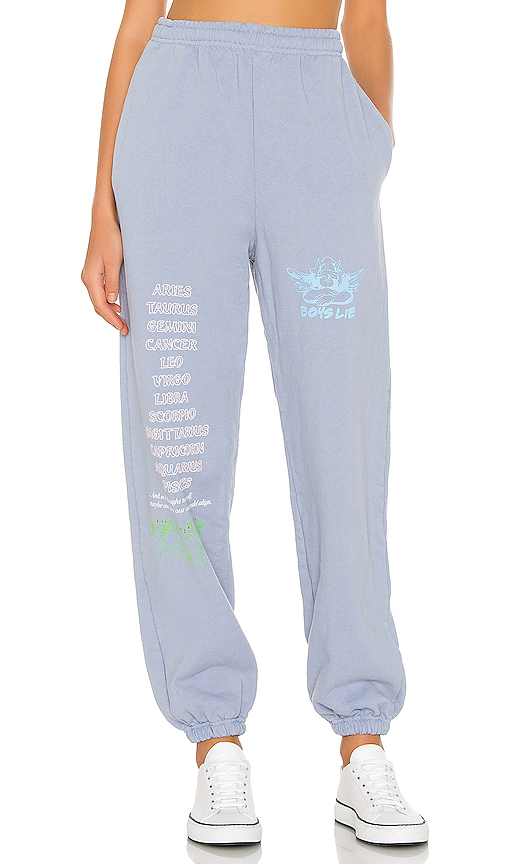 Word Vomit Sweatpants by Boys Lie, available on revolve.com for $140 Selena Gomez Pants SIMILAR PRODUCT