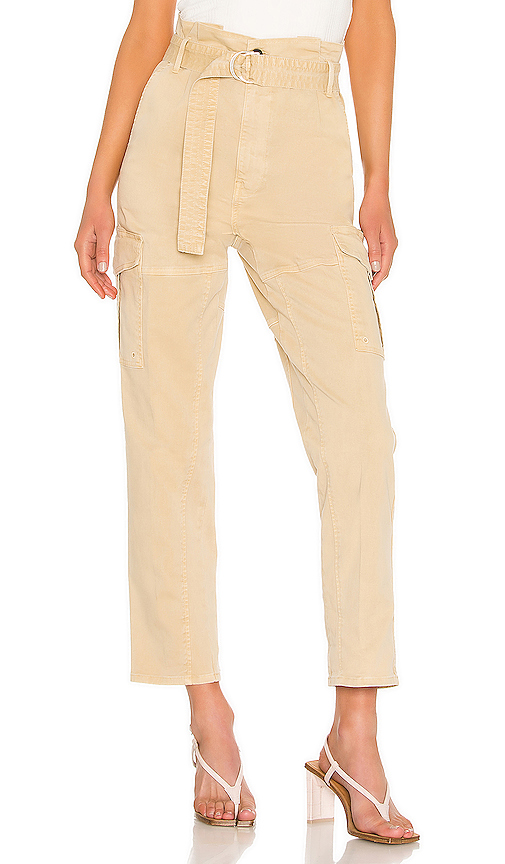 Safari Belted Pant by FRAME, available on revolve.com for $275 Winnie Harlow Pants SIMILAR PRODUCT