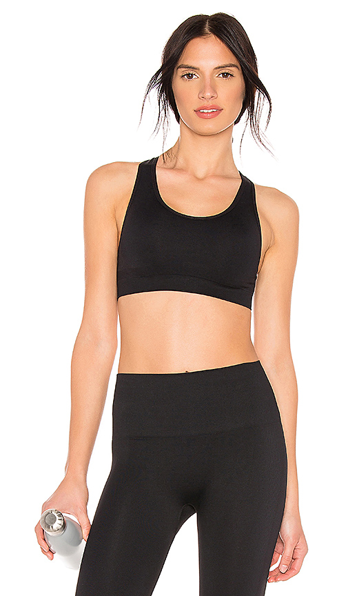 Cross Back Sports Bra by Morgan Stewart Sport, available on revolve.com for $40 Yovanna Ventura Top SIMILAR PRODUCT