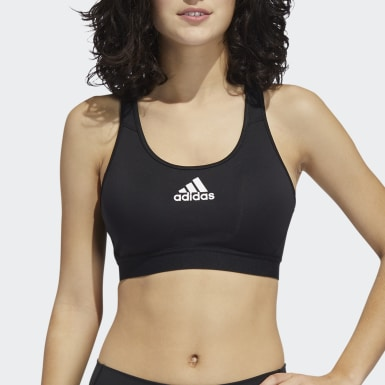 Don't Rest Alphaskin Padded Bra by Adidas, available on adidas.com for $35 Yovanna Ventura Top SIMILAR PRODUCT