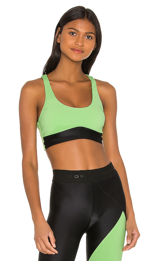 Ring Blackout Sports Bra by KORAL, available on revolve.com for $105 Yovanna Ventura Top SIMILAR PRODUCT