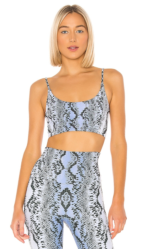 Snake Crop Top by BEACH RIOT, available on revolve.com for $84 Yovanna Ventura Top SIMILAR PRODUCT