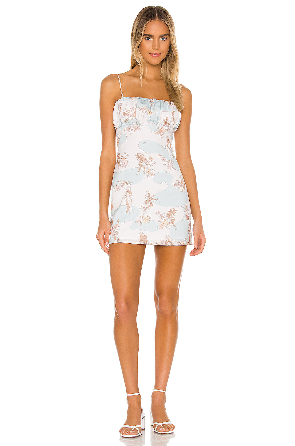 Willow Mini Dress by Song of Style, available on revolve.com for $188 Yovanna Ventura Dress Exact Product
